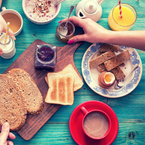 Blog Image: 3 Decadent Breakfasts