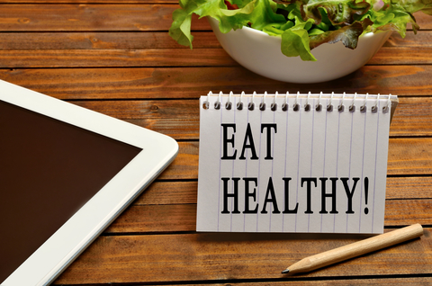 Healthy Eating May Help You Manage Blood Pressure