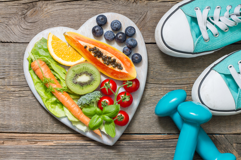 how does diet and exercise help hypertension