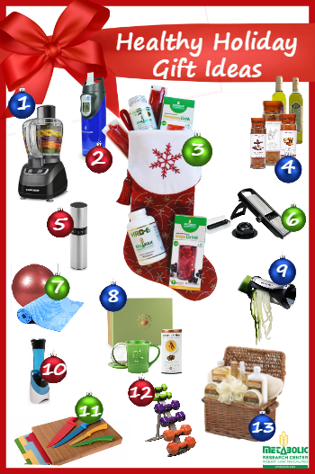Blog Image: Healthy Holiday Gift Guide
