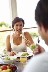 Blog Image: Seven Tips for More Mindful Eating