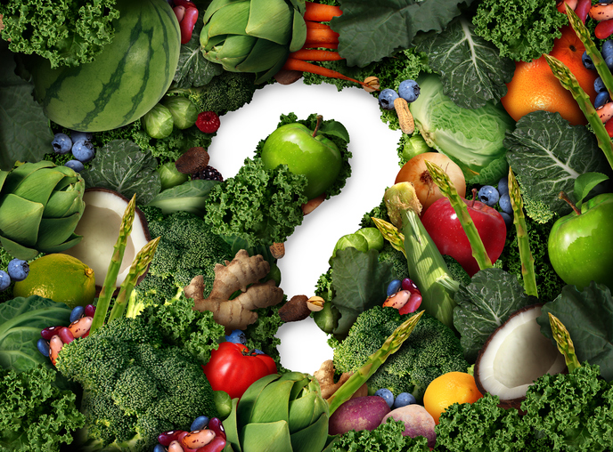 Increased Food Diversity Could Increase Your Gut Health