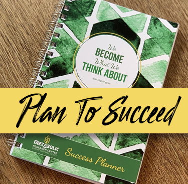 Blog Image: Making the Most of Your Weight Loss Planner