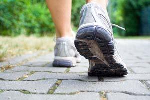 A Brisk Walk Might Cure Brain Fog
