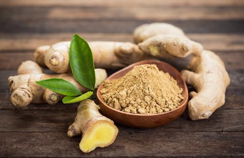 Blog Image: Ginger May Boost Metabolism by Twenty Percent