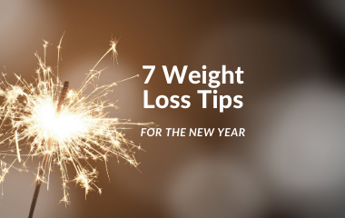 Blog Image: 7 Steps to Weight Loss Success In The New Year