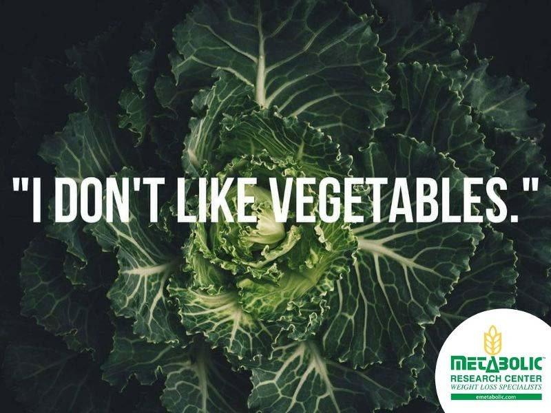 Blog Image: True Life: I Don't Like Vegetables