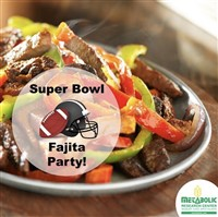 Super Bowl Fajitas