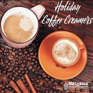 Holdiay Coffee Creamers
