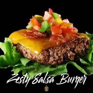 Salsa Burger
