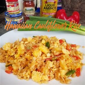 Hawaiian Cauliflower Rice