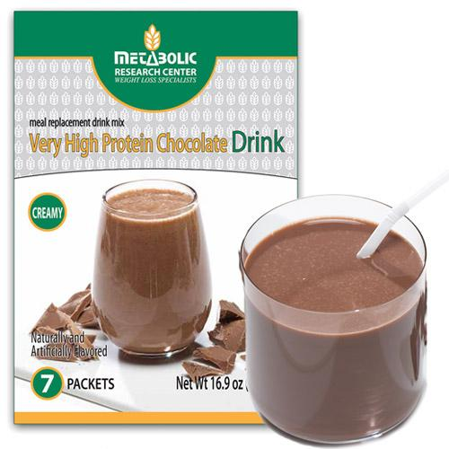 Recipe Image: Chocolate Peppermint Meal Replacement Shake
