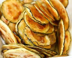 Baked Zucchini Chips are the Perfect Potato Chip Substitute