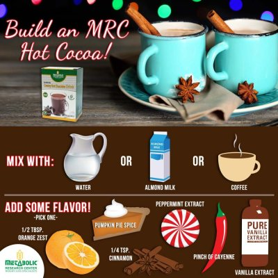 Recipe Image: Creamy Hot Chocolate