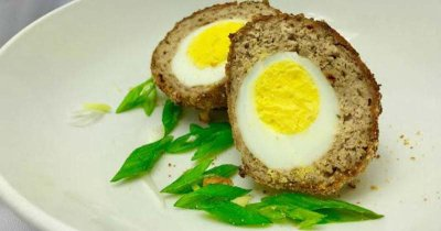 Oven-Baked Scotch Bonnet Egg