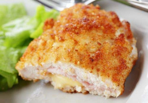 Recipe Image: Chicken Cordon Bleu
