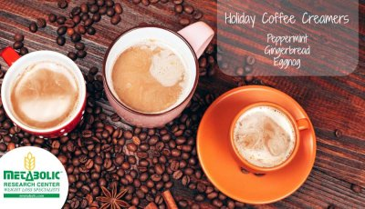 Recipe Image: Holiday Coffee Creamers