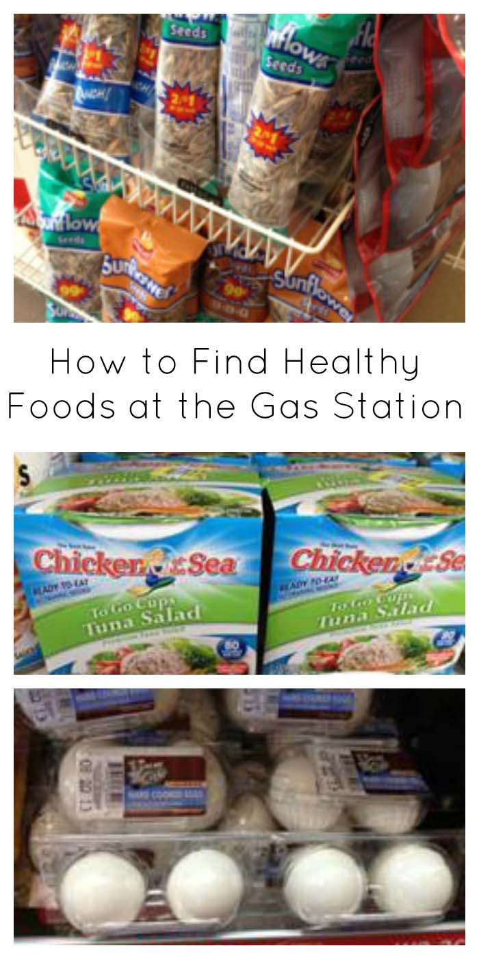 How To Eat Healthy at Gas Stations