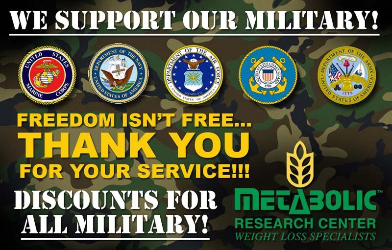 We Support Our Military!