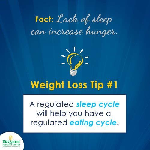 Weight Loss Tip #1