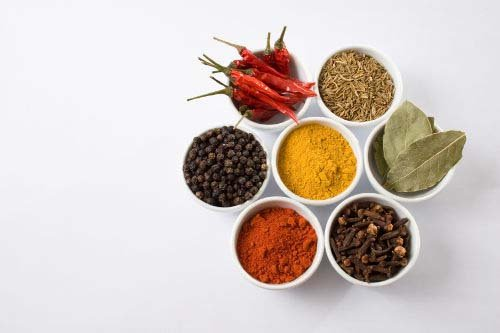 Picture of spices that help you lose that extra weight