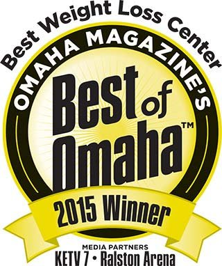 MRC Omaha- Best of Weight Loss Center - Omaha 2015 Award