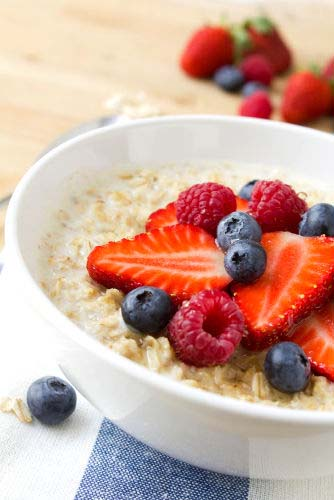 Oatmeal Helps Lose Weight
