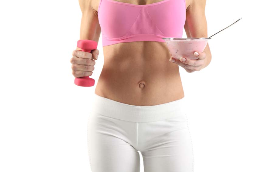 Stay Fit Eat Yogurt