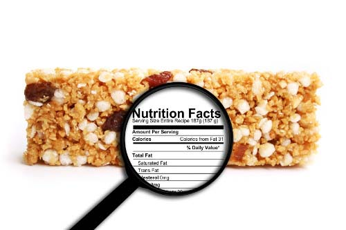 Trans Fats in Packaged Foods