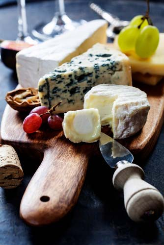 Wedges of Cheese