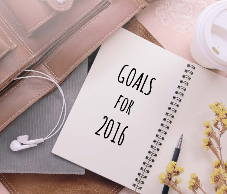 Book of Goals for 2016