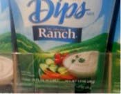 Healthy Food Ranch Dip
