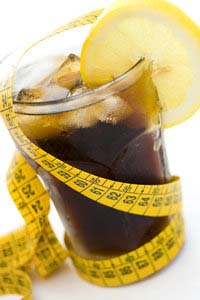 Diet Soda Bad for Losing Weight