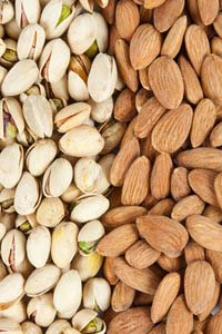 Almonds & Pistachios