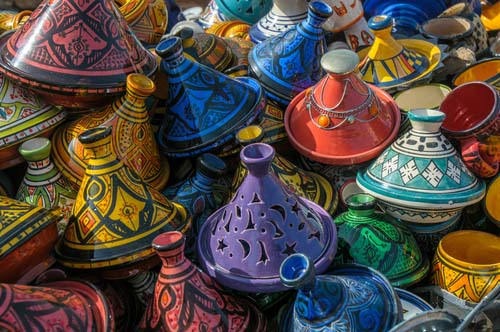 Tagine Cooking Vessels