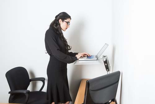 The Health Benefits of a Standing Desk