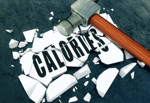 Hammer with Busted Calories Depicted