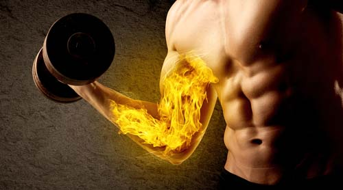 Afterburn Effect of Lifting Weights